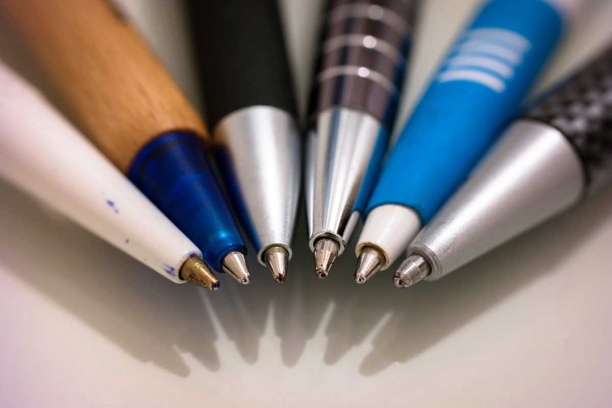 5 Branded Pens That Will Make Your Business Stand Out!