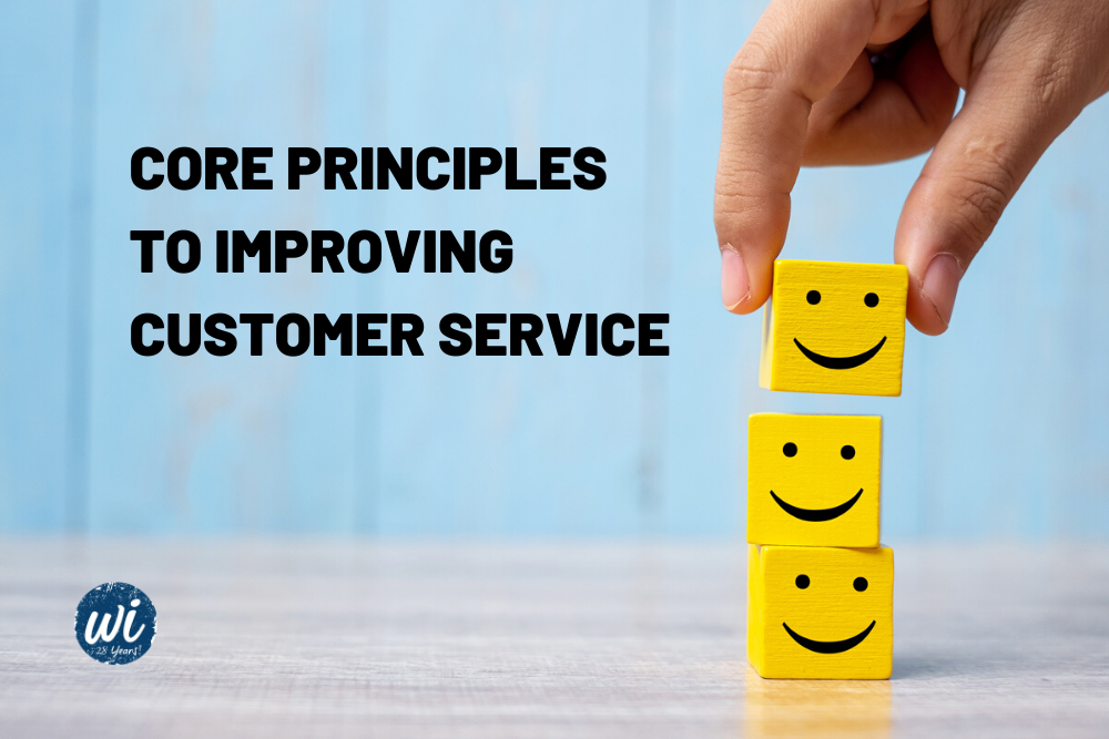 Core Principles to Improving Customer Service